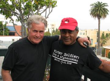Martin Sheen, Clay Claiborne