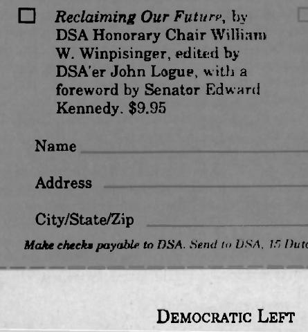 Democratic Left, Jan. 1991, page 8