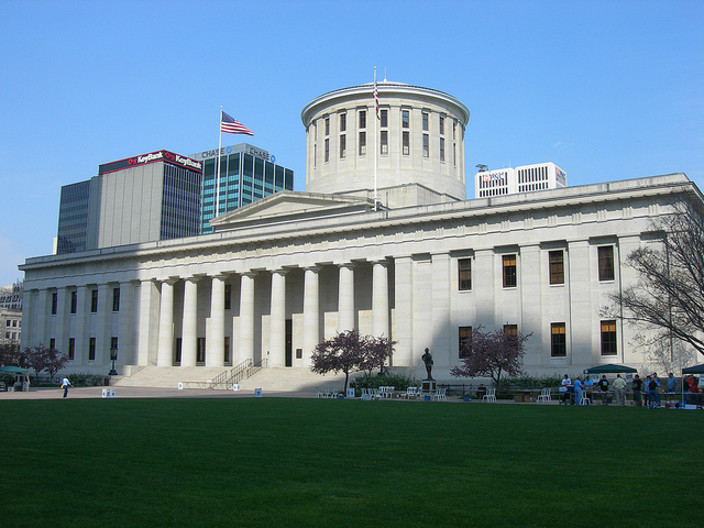 The Ohio Statehouse, Columbus, OH