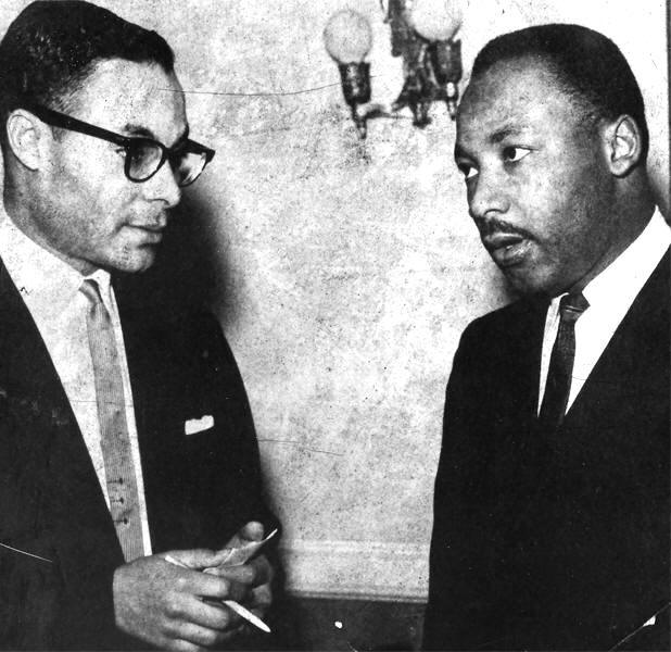 Joe Walker and MLK