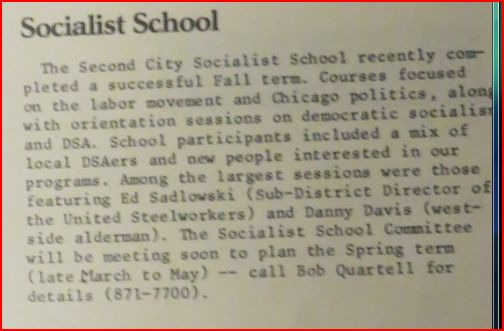 Chicago Socialist, Feb./Mar. 1983, page 7