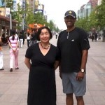 Jean Quan, and Larry Reid in Beijing